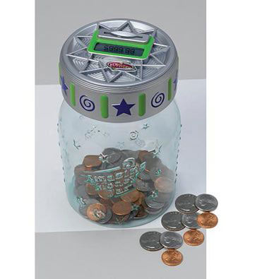 The Amazing Money Jar