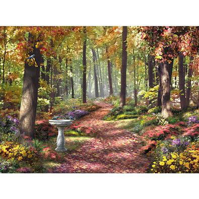 The Path In The Forest 1000 Piece Jigsaw Puzzle