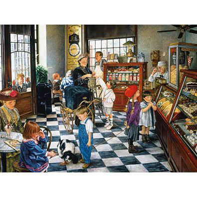 The Confectionery 1000 Piece Jigsaw Puzzle