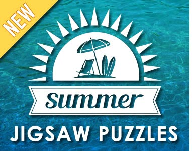 New Summer Jigsaw Puzzle Arrivals