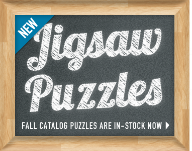 New Fall Jigsaw Puzzle Arrivals