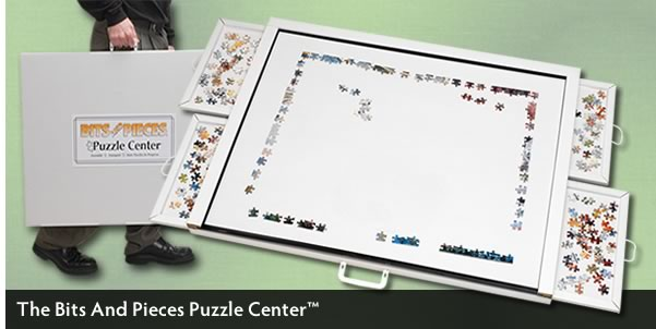 The Bits And Pieces Puzzle Center™ 1500